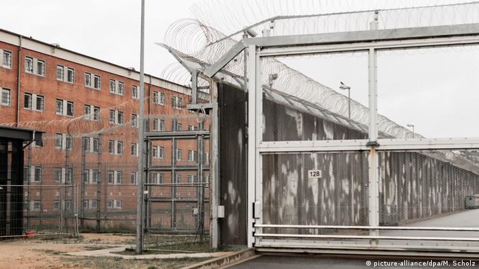 Deutschland Geiselnahme in der Justizvollzugsanstalt Lübeck