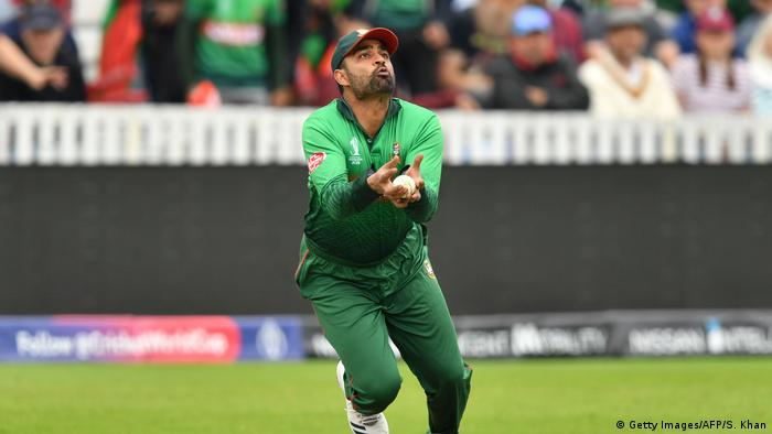 ICC Cricket World Cup 2019 Westindische Inseln - Bangladesch Tamim Iqbal (Getty Images/AFP/S. Khan)