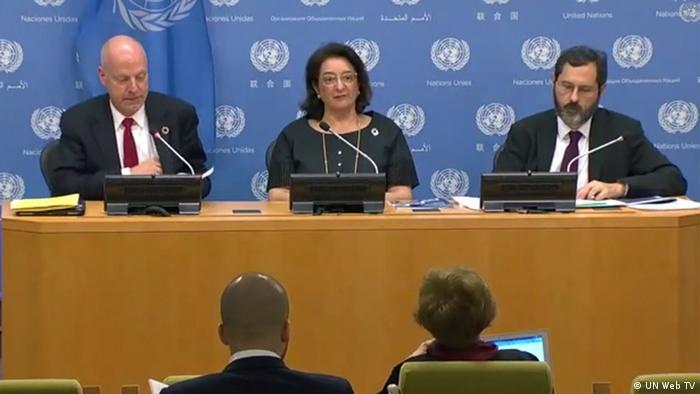 UN-Pressekonferenz | UN-DESA zu Weltbevölkerung Aussichten 2019 (UN Web TV)