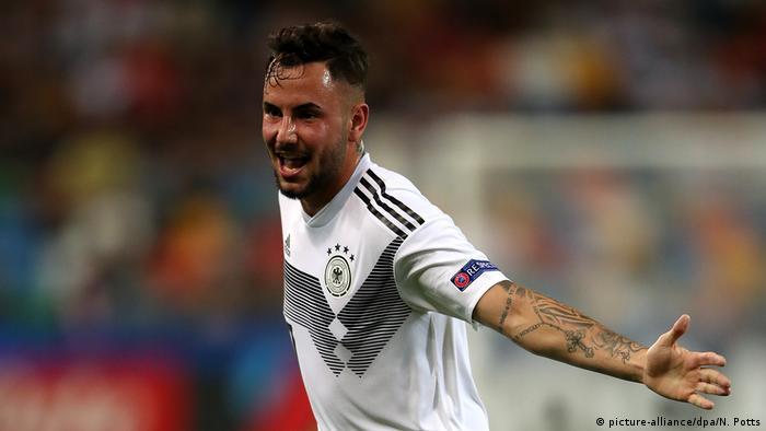 U21 Euros: Augsburg's Marco Richter stars for Germany