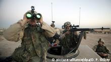 US-Soldaten vom Fort Hood bei Einsatz im Irak