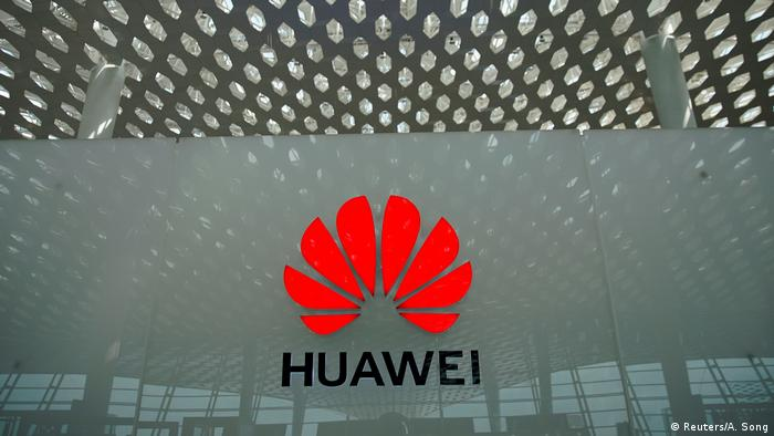 Huawei Logo (Reuters/A. Song)
