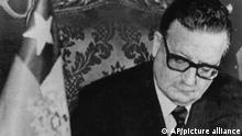 Salvador Allende Chile