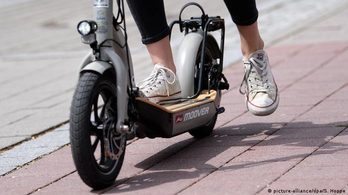 Летом 2019 года электросамокаты появятся и на улицах немецких городов