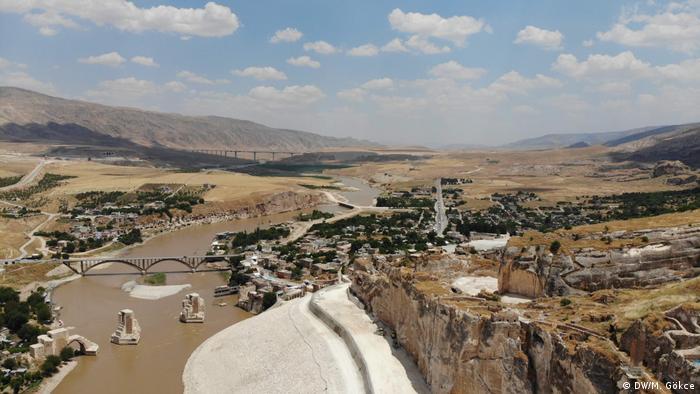 Прадавнє місто Хасанкейф, яке мають затопити