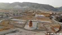 Neue Siedlung und Grabmal von Zeynel Bey