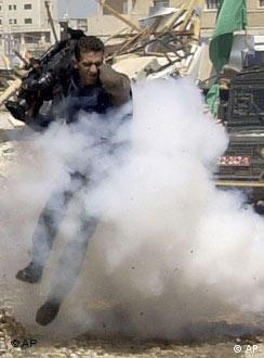 Im Kreuzfeuer des Krieges: Journalisten