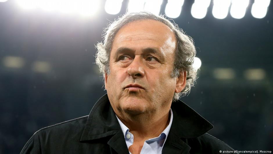 Ex-UEFA boss Michel Platini freed after questioning over 2022 World Cup