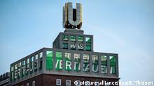 Evangelischer Kirchentag Dortmund - Dortmunder U