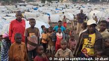Kongo Hunderttausende auf Flucht vor Gewalt