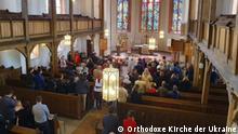 Mannheim Kirchengemeinde Zu Ehren des heiligen Erzengels Michael, Orthodoxe Kirche der Ukraine
