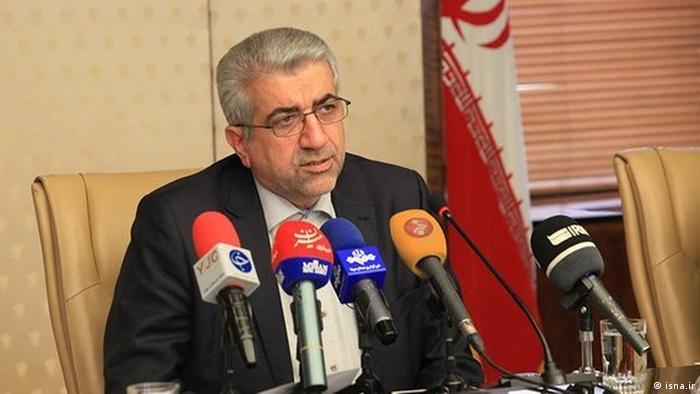 Reza Ardakanian, iranischer Energieminister