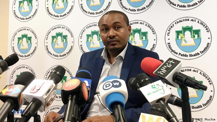 Äthiopien PK Beyene Moges in Addis Abeba