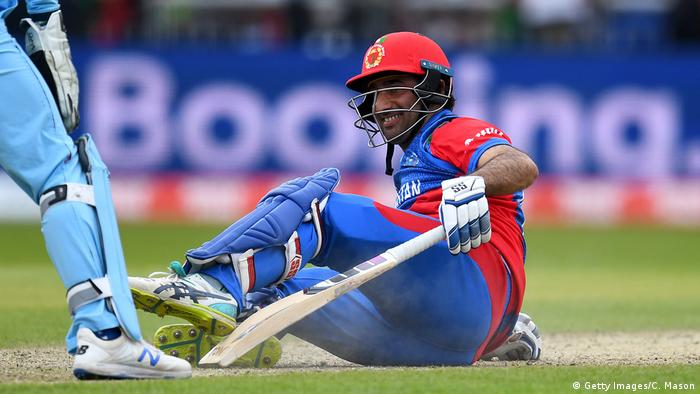 ICC Cricket World Cup 2019 England - Afghanistan Asghar Afghan (Getty Images/C. Mason)