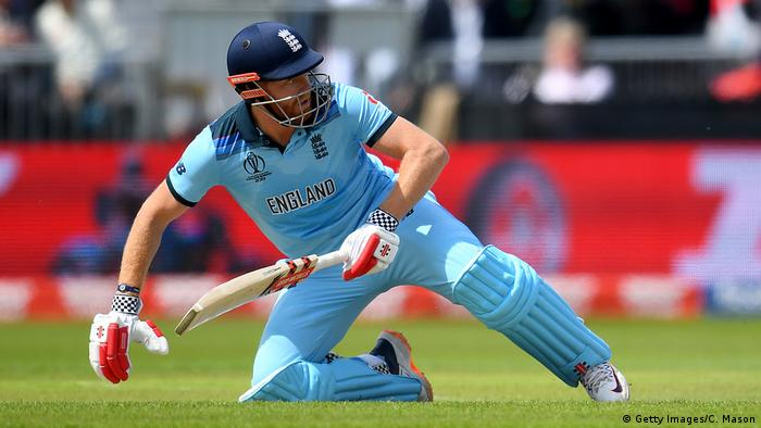 ICC Cricket World Cup 2019 England - Afghanistan Jonny Bairstow (Getty Images/C. Mason)