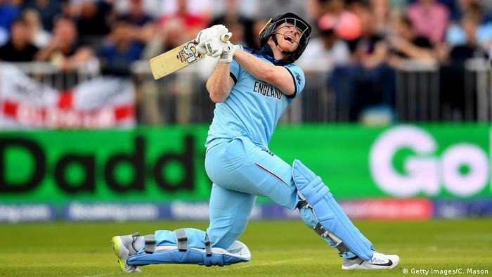 ICC Cricket World Cup 2019 England - Afghanistan Eoin Morgan (Getty Images/C. Mason)