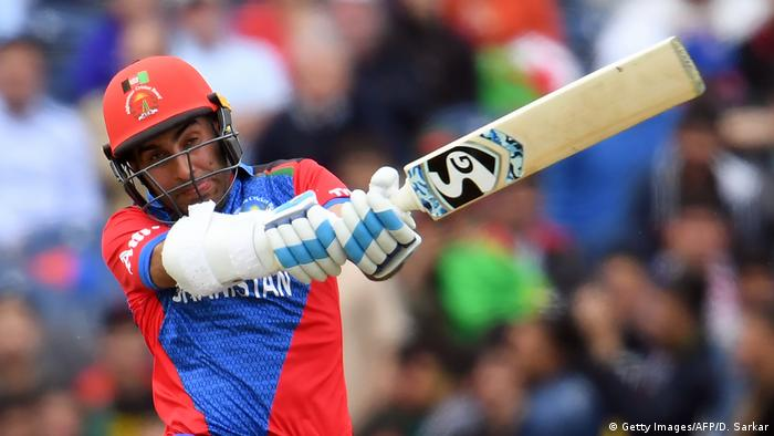 ICC Cricket World Cup 2019 England - Afghanistan Hashmatullah Shahidi (Getty Images/AFP/D. Sarkar)