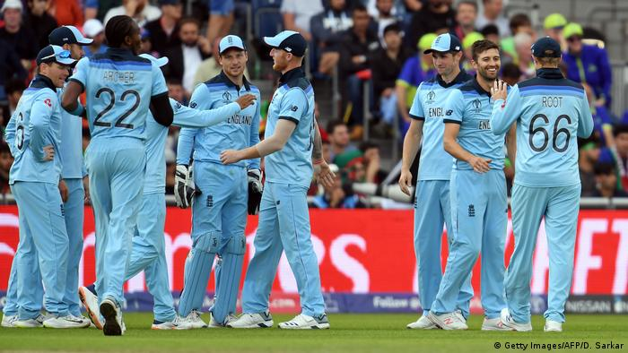ICC Cricket World Cup 2019 England - Afghanistan (Getty Images/AFP/D. Sarkar)