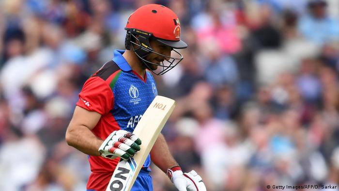 ICC Cricket World Cup 2019 England - Afghanistan Rahmat Shah (Getty Images/AFP/D. Sarkar)