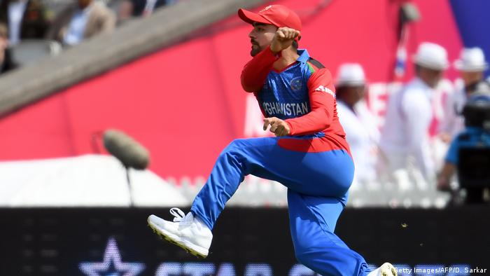 ICC Cricket World Cup 2019 England - Afghanistan Rashid Khan (Getty Images/AFP/D. Sarkar)