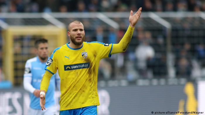 FC Carl Zeiss Jena Manfred Starke (picture-alliance/Fotostand/Wagner)
