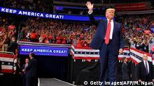 Trump startet offiziell US-Wahlkampf für 2020