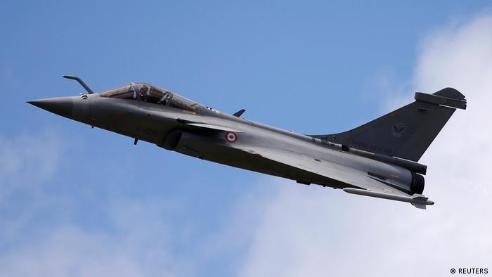Yunanistan, Fransa'dan da Rafale tipi savaş uçakları satın alacak