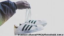 Adidas Originals Superstar Schuh - Neuauflage nach 1969 Modell