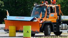 BdT - Meisterschaften im Schneepflugfahren im Baunatal