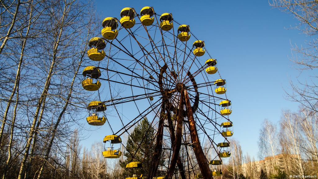 Visiting Chernobyl more powerful than Instagram hype | DW