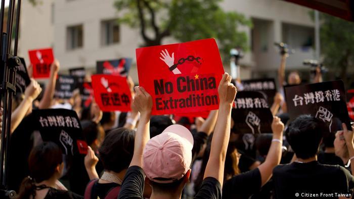 Are Hong Kong protests a warning for Taiwan?