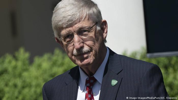 Francis Collins - Leiter des National Institutes of Health