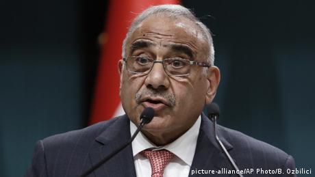 Adil Abdul Mahdi (picture-alliance/AP Photo/B. Ozbilici)