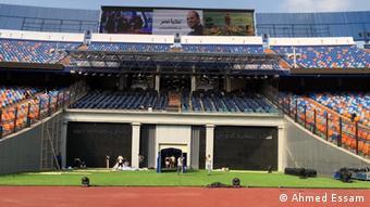 Ägypten Kairo-Stadion