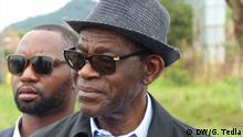 Äthiopien Assosa | Teodoro Obiang Nguema Präsident von Equatorial Guinea Besucht Flüchtlingscam Tsore