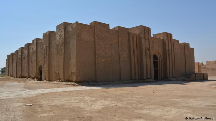 UNESCO Welterbe 2019 Ninmakh Tempel Babylon