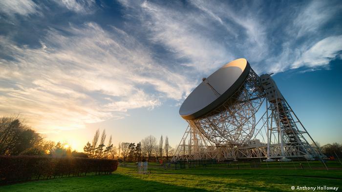 Lovell-Teleskop in Withington, Großbritannien (Anthony Holloway )