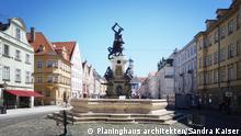 UNESCO Welterbe 2019 Herkules-Brunnen Augsburg