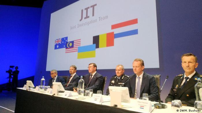 MH17   Niederlande   Ermittlungsergebnisse   Nieuwegein