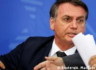 Dämpfer für Bolsonaro bei Lockerung des Waffenrechts