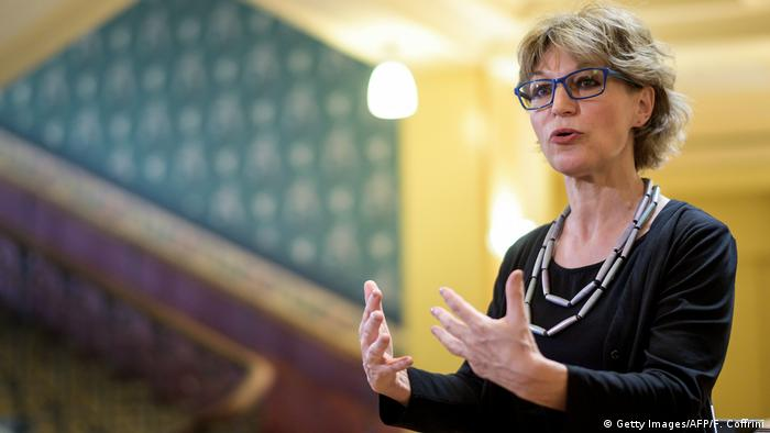 Schweiz - UN Agnes Callamard zum Fall Jamal Kashoggi