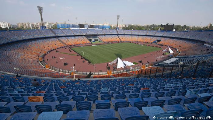 Cairo International Stadium (picture-alliance/empics/BackpagePix)