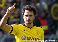 Mats Hummels wechselt ein zweites Mal von München nach Dortmund