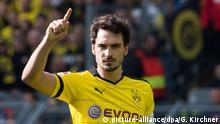 Archivbild: Mats Hummels bei Borussia Dortmund