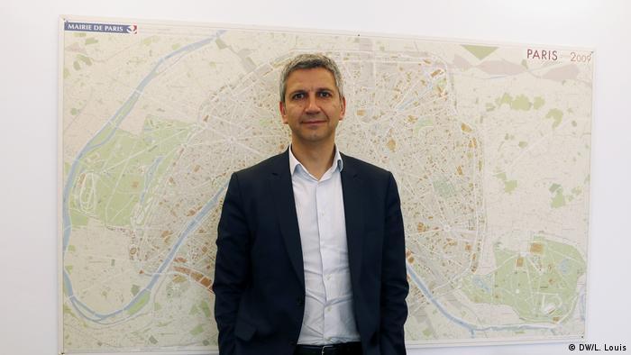 Paris Deputy Mayor Christophe Najdovski