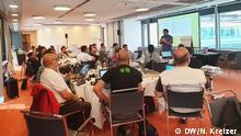 Teilnehmer des Workshops Integration der Roma in den Westbalkan Ländern