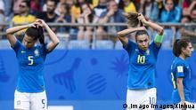FIFA Frauen-Fußball-WM 2019 Frisuren
