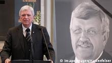 Deutschland | Volker Bouffier | Trauerfeier für den verstorbenen Regierungspräsidenten