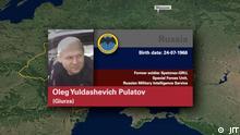 Verantwortkliche für den Abschuss von Passagierflug MH17 - Oleg Pulatow