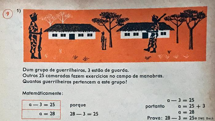Mathematik Mosambik (DW/J. Beck)